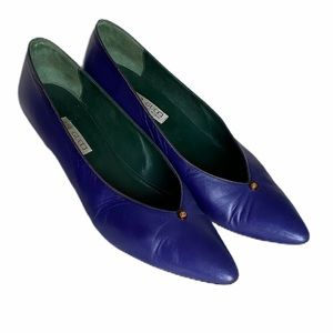 Vintage Gucci Purple Pumps Size 39.5
